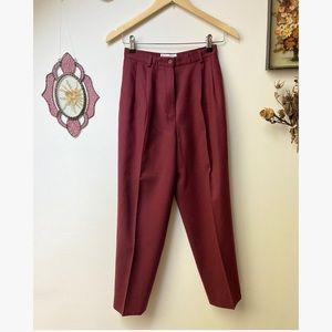 Vtg Autumn High Rise Trousers